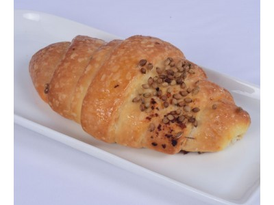 Barbeque Chicken Croissant